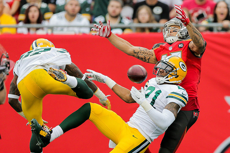 NFL 2014 -- Buccaneers vs. Packers